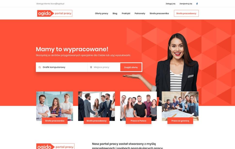 Ogido.pl - portal pracy